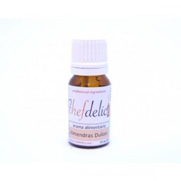 Aroma concentrado Almendra Dulce 10 ml Chefdelice