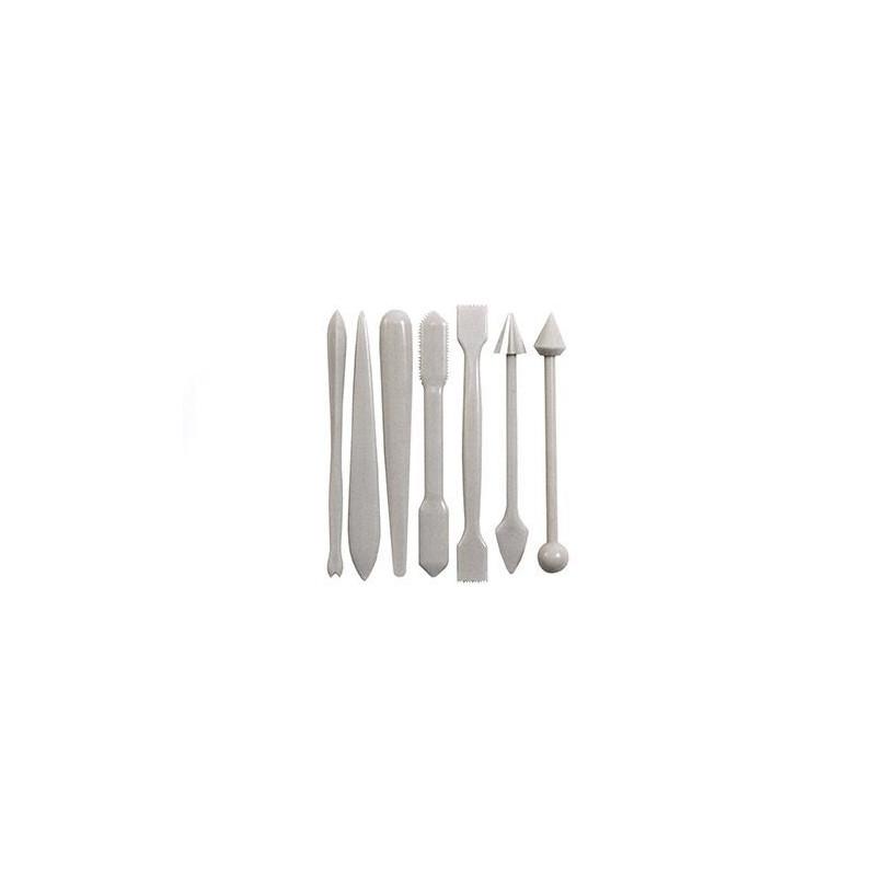 Estecas básicas modelado Tala