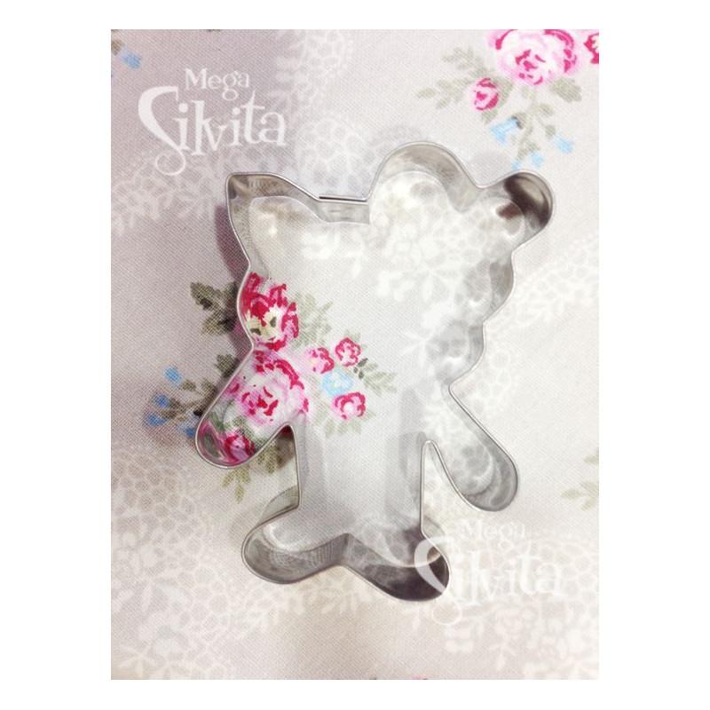 Cortante galleta Hello Kitty Cuerpo Entero 1