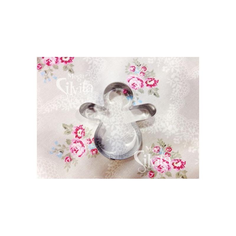 Cortante galleta Muñeco de Nieve
