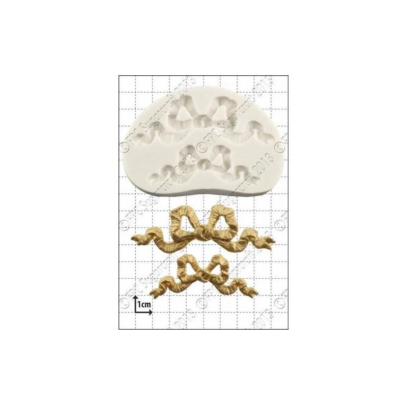 Molde silicona Lazos Rococo FPC