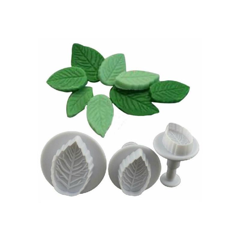 Cortantes pack 3 hojas con nevaduras con expulsor Marca Blanca