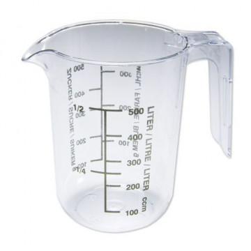 Jarra de medición 500 ml Stadler.