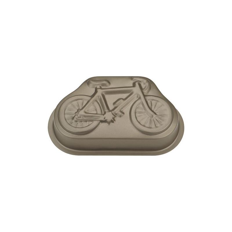 Molde bizcocho bicicleta 3D Stadter
