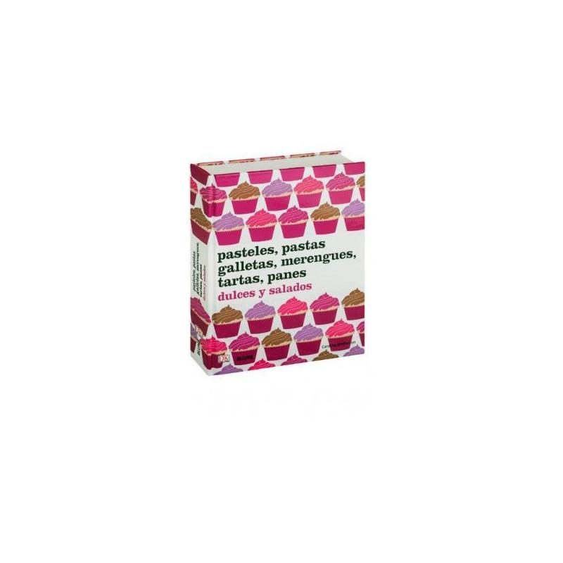 Libro Pasteles, Pastas, Galletas, Merengues, Tartas, Panes Dulces y Salados