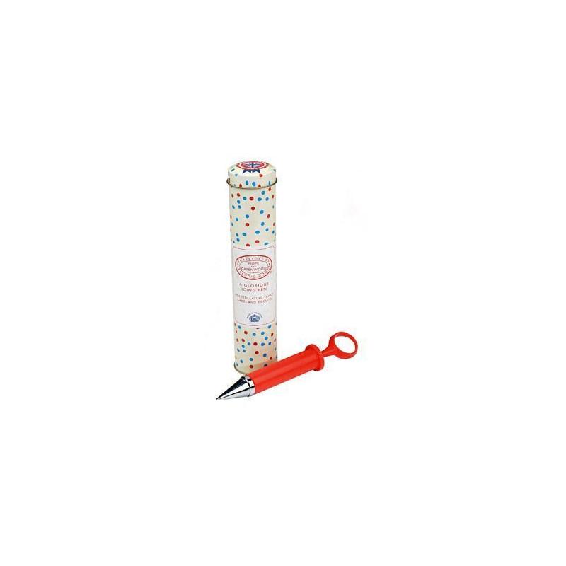 Lapiz decorador para glasear estilo Retro Círculos Tala