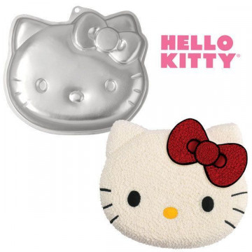 Molde bizcocho Hello Kitty