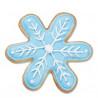 Cortantes, pack 3 cortantes: gingerbeard, copo de nieve, árbol Navidad Wilton