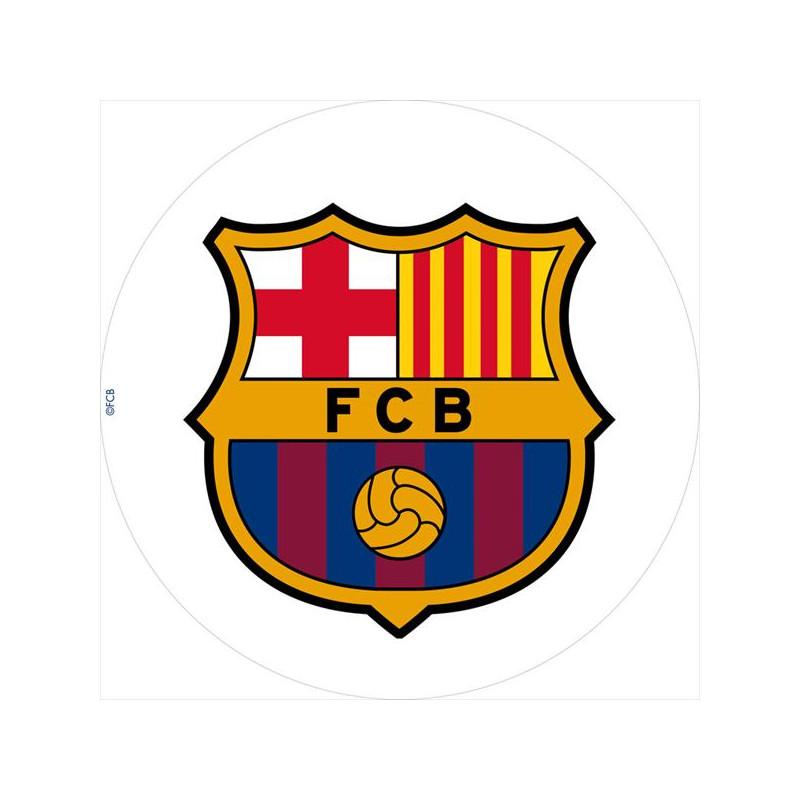 Oblea comestible FC Barcelona