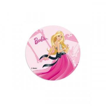 Oblea comestible Barbie Fiesta