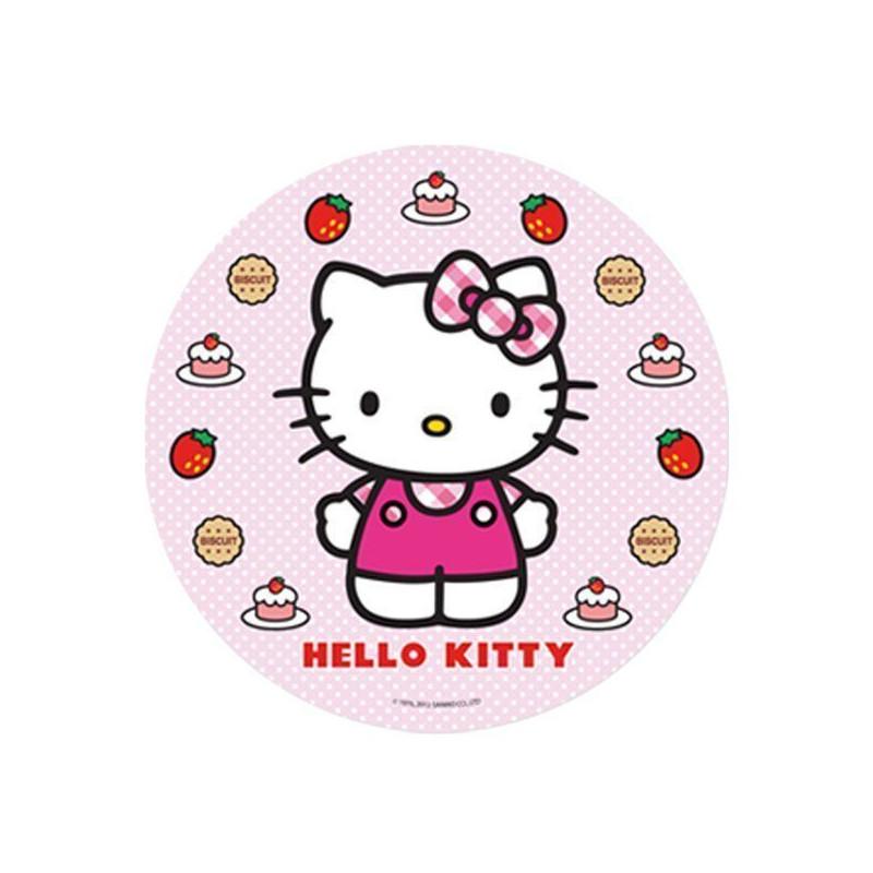 Oblea comestible Hello Kitty 1