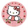 Oblea comestible Hello Kitty 3