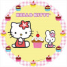 Oblea comestible Hello Kitty Mini 1