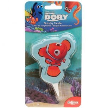 Vela Buscando a Dory Nemo