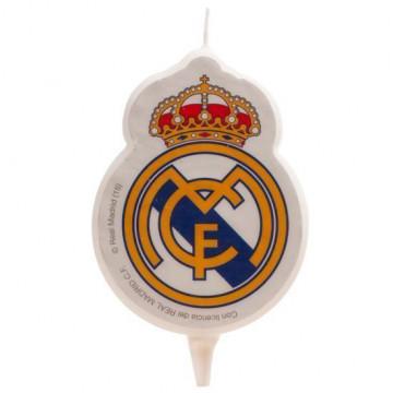 Vela de Real Madrid Escudo