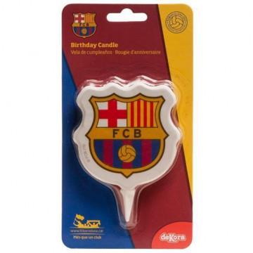 Vela de FC Barcelona Escudo