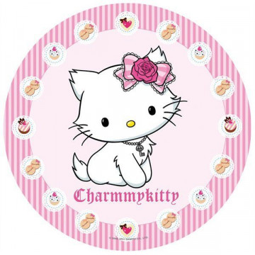 Oblea comestible Charmmykitty 1