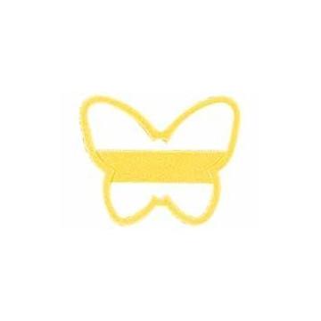 Cortante forma mariposa