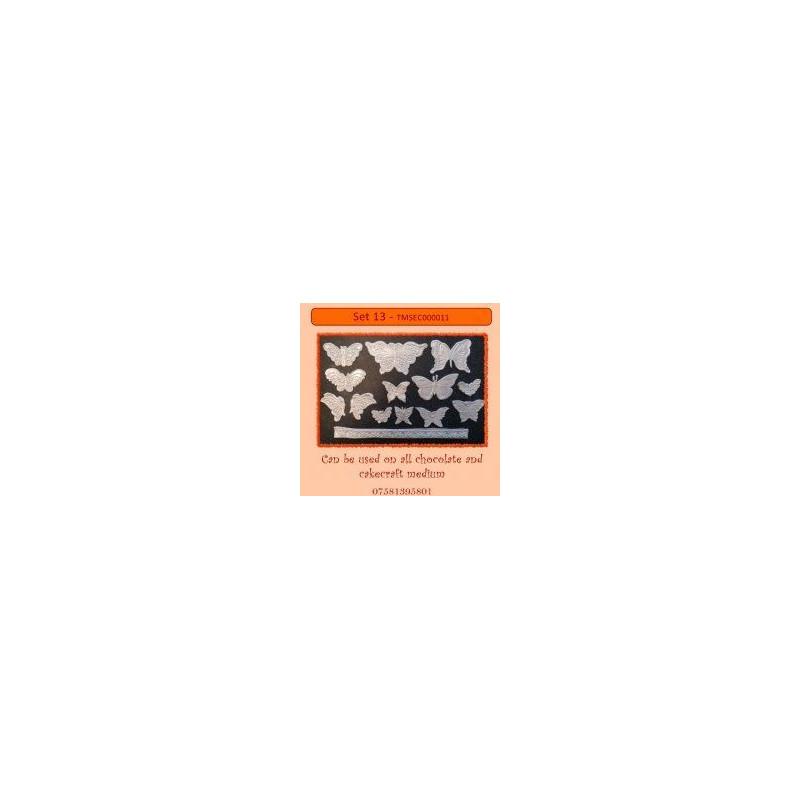 Plantilla texturizadora pack 4: Set 13