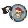 Set para cupcakes: Piratas Wilton