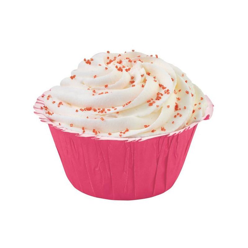 Capsulas cupcakes grandes Rose Ruffled