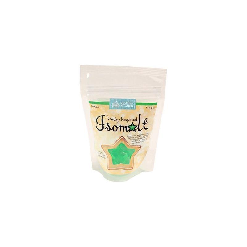 Isomalt Pre Templado Verde SK
