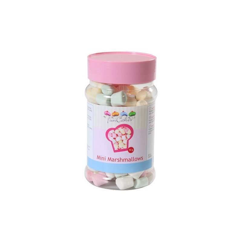 Mini Mashmallows 50g Funcakes