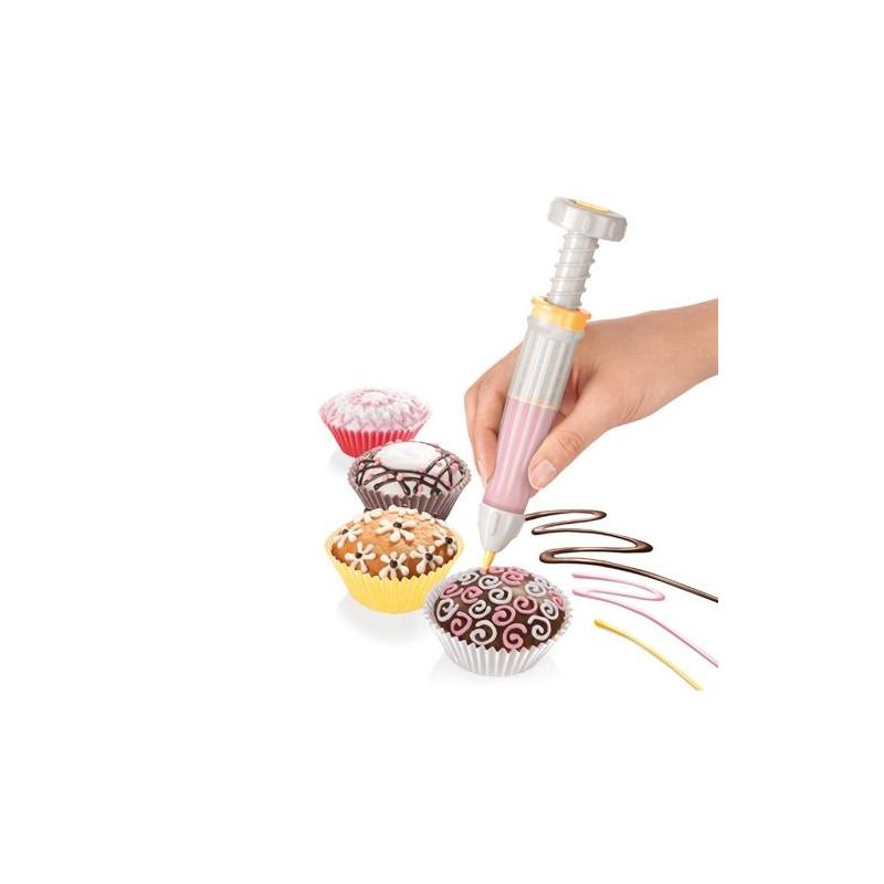 Lapiz decorador para glasear Tescoma