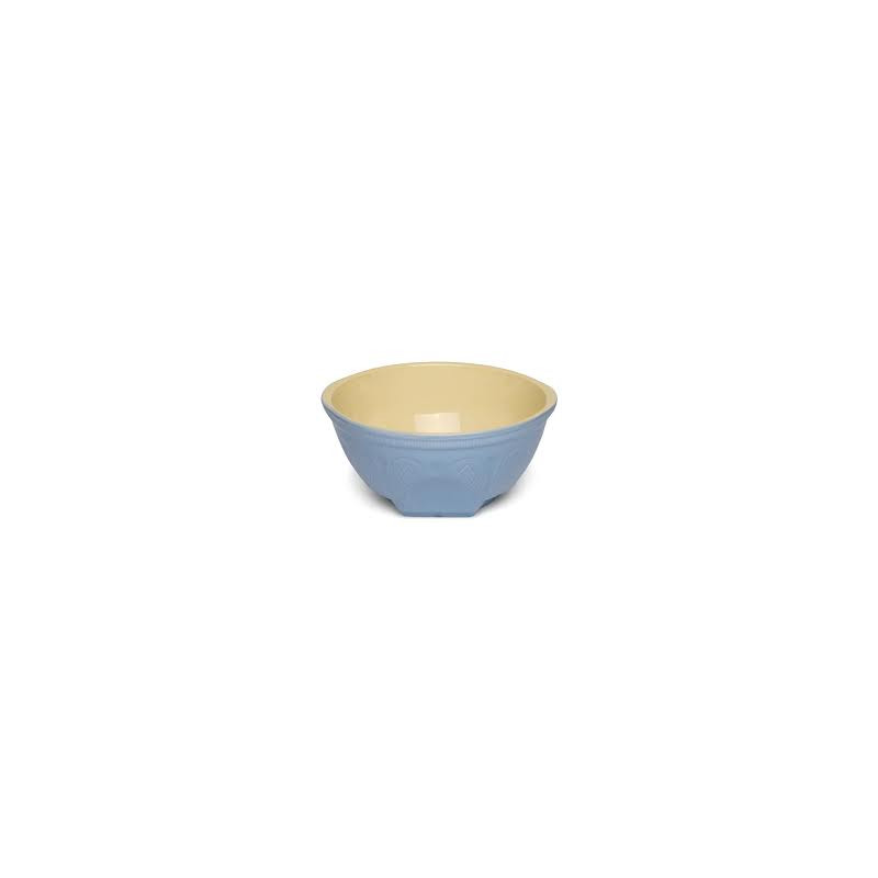 Bol de cerámica mediano Azul/Crema 2800ml Tala
