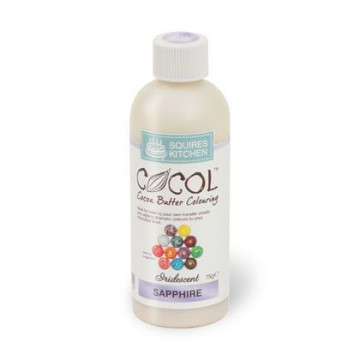 Colorante liposoluble Cocol Sapphire Iridescent Squire Kitchen