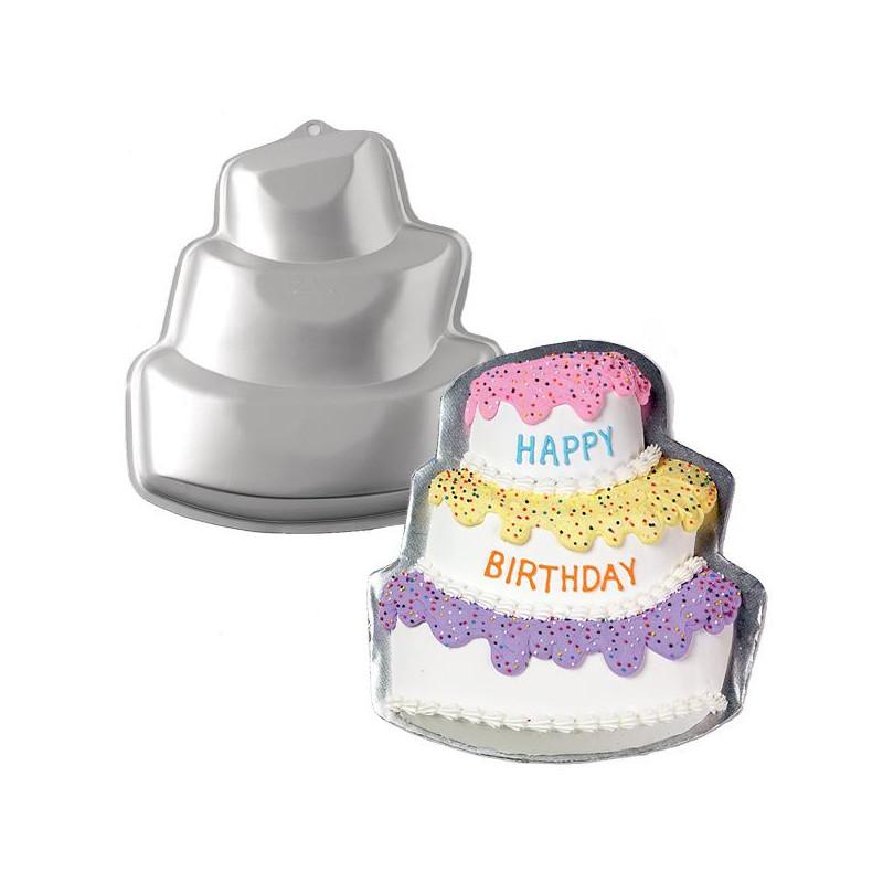 Molde bizcocho Topsy Turvy Cake