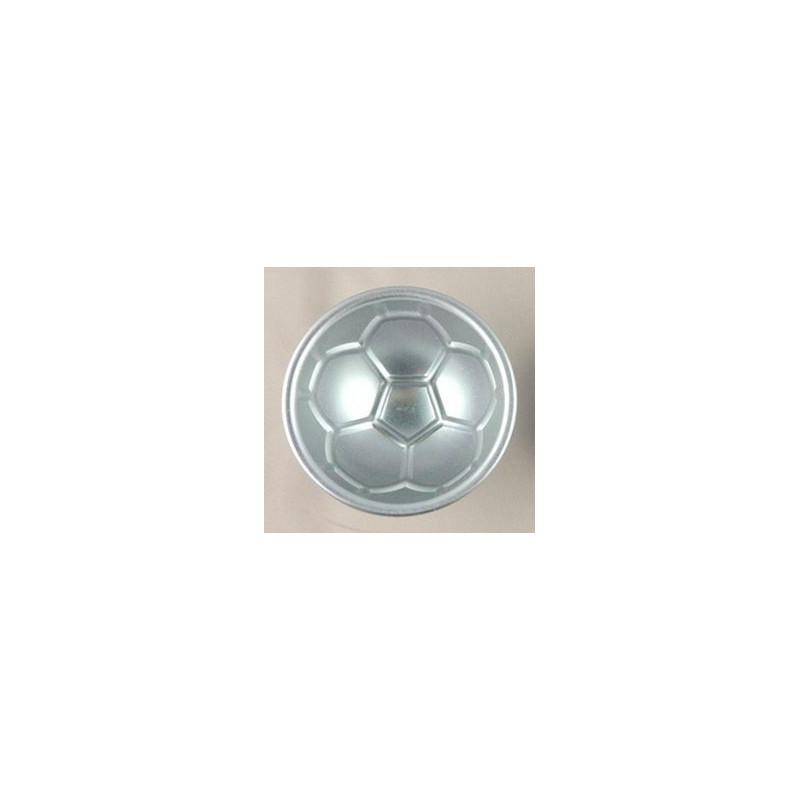 Molde bizcocho forma medio balón 9 cm