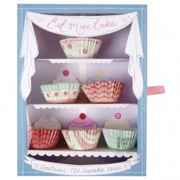 Set mini cupcakes colección Cake Shop Petite Meri Meri
