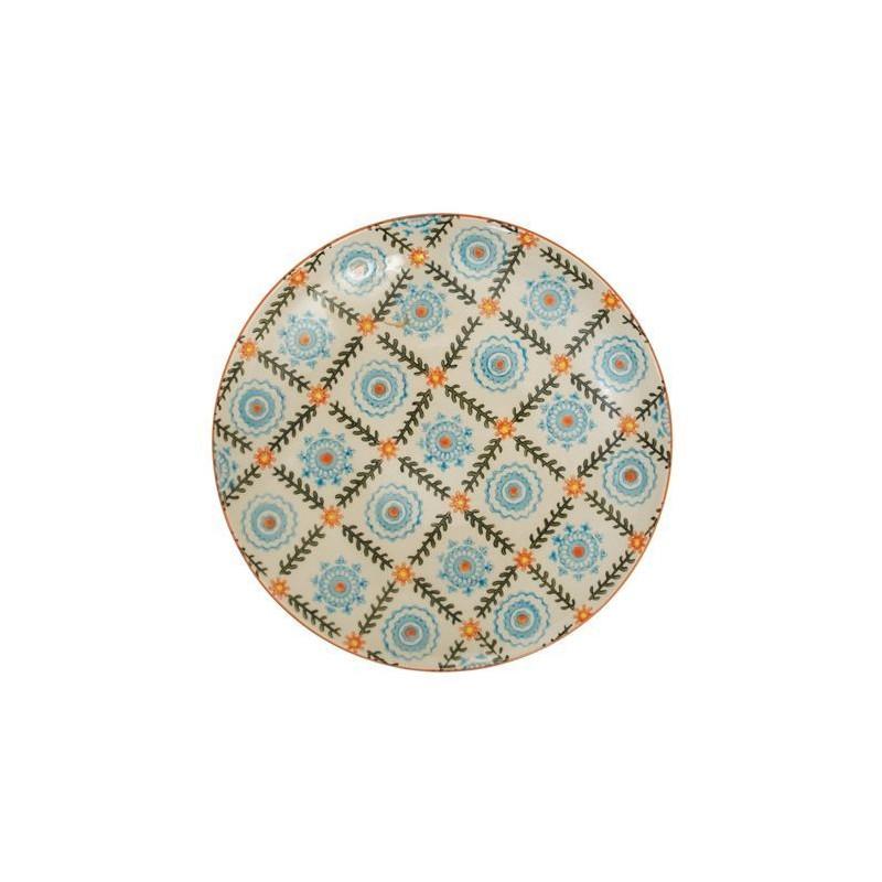 Tetera de cerámica Flores Azules [CLONE] [CLONE]