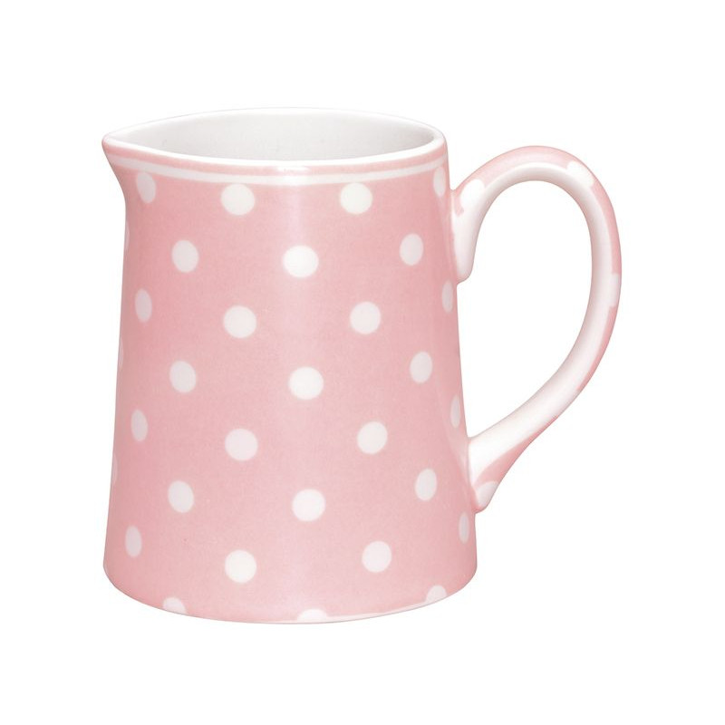 Lechera cerámica Naomi Pink Green Gate
