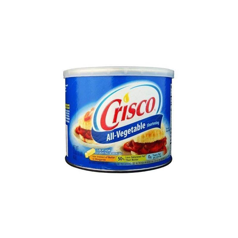 Manteca Vegetal 450 gr Crisco
