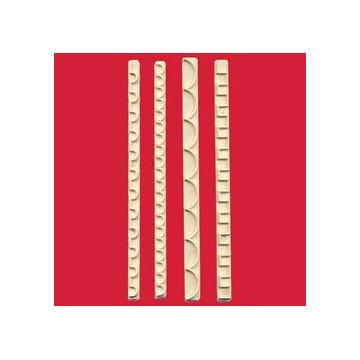 Cortante pack 4 cortantes formas bordes nº3