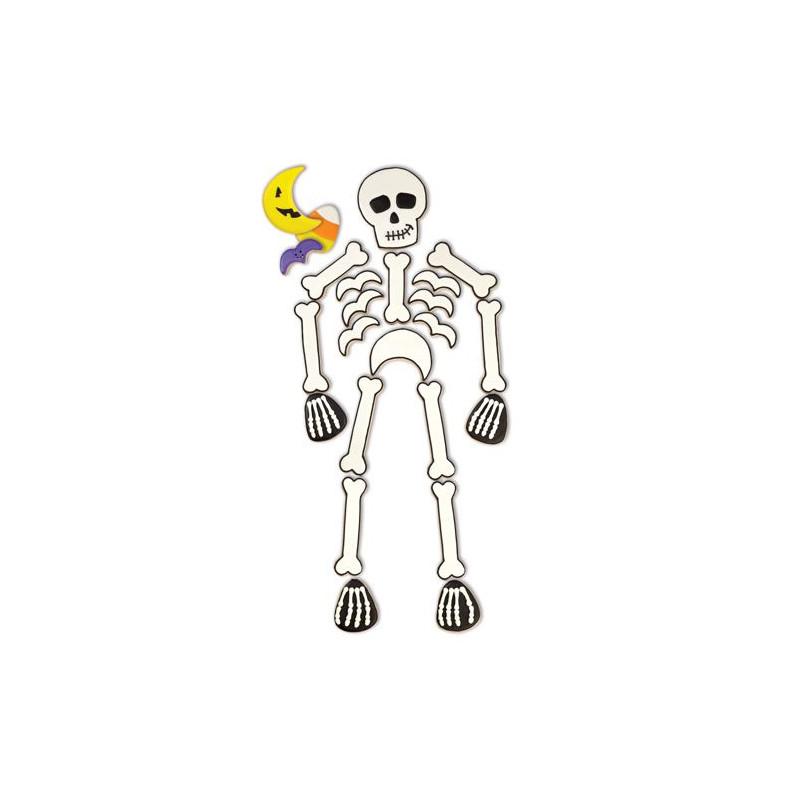 Cortante pack 6 cortantes Esqueleto Divertido Wilton