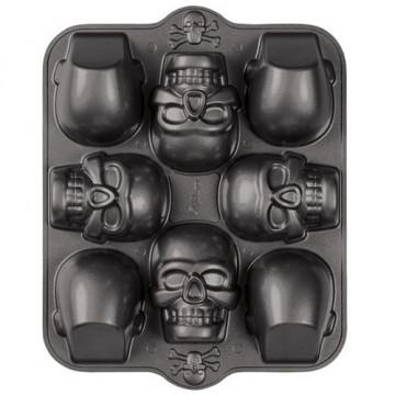 Molde mini bizcochos 3D Caravela Wilton