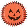Capsulas mini cupcakes Jack-O-Latern Calabaza Halloween