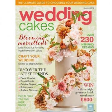 Revista Wedding Cakes Squire Kitchen Nº53 Invierno 2014 [CLONE]