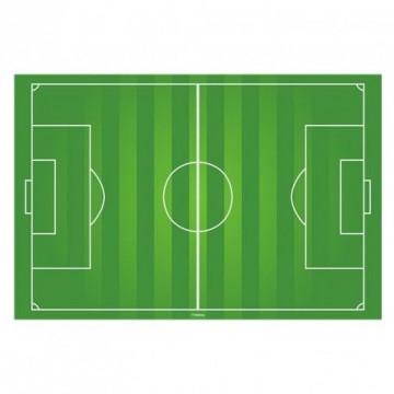 Oblea rectangular Campo Fútbol