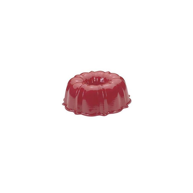 Molde Bundt Cake Color ROJO Nordic Ware
