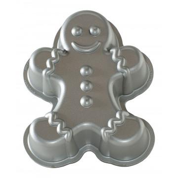 Molde Gingerbread Man Pan Nordic Ware