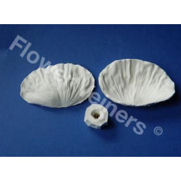 Molde de nevadura silicona Amapola