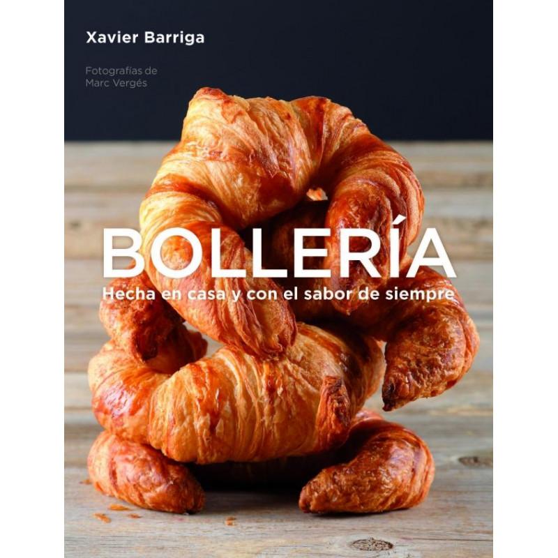Libro Bollería, Xabier Barriga