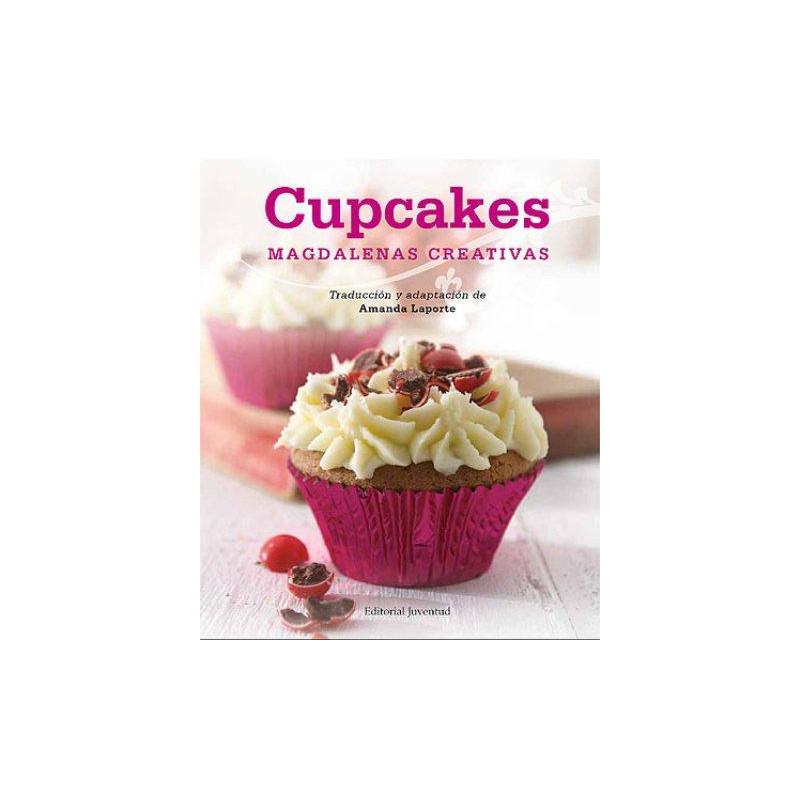 Cupcakes magdalenas creativas Amanda Laporte