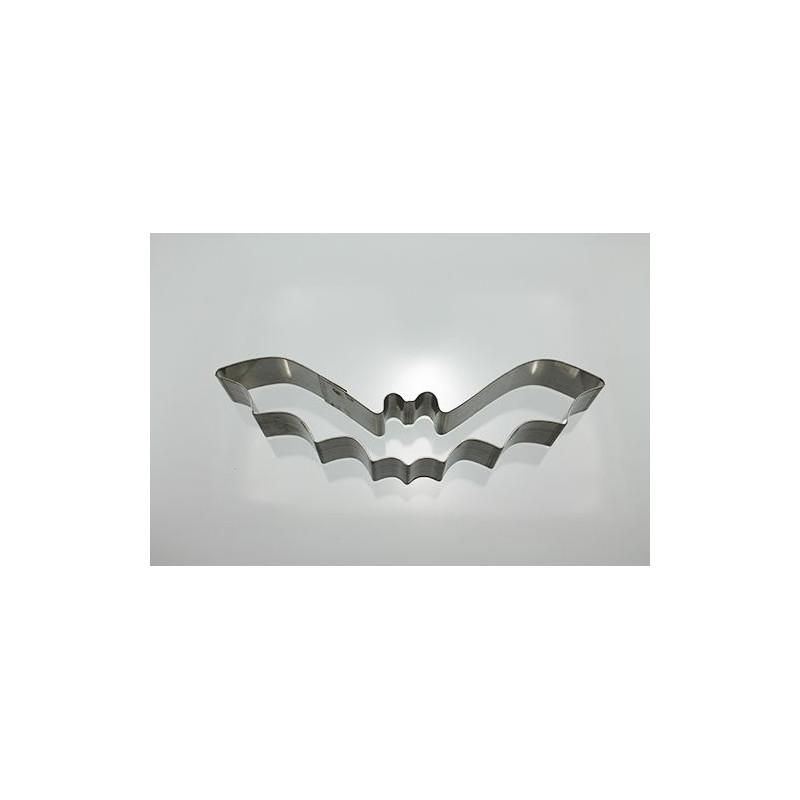 Cortante galleta murciélago largo