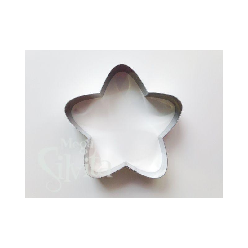 Cortante galleta Estrella Redonda