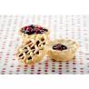 Molde 6 cavidades Mini Pie Nordic Ware